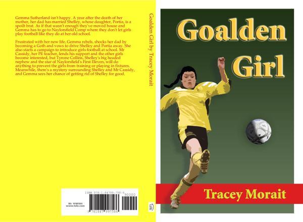 Goalden Girl cover